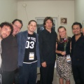 Residents Of The Future with Richard Galliano Band, Russia 2008