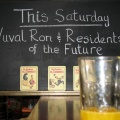 Yuval Ron & Residents Of The Future show banner