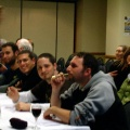 Yuval Ron & Residents Of The Future, Jazz talent compeition judges, New Zealand 2007