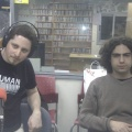 Yuval Ron & Eyal Amir on air, Israel, circa 2010