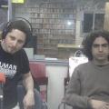 Yuval Ron & Eyal Amir on air, Israel, circa 2010