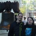 Yuval & fan, Philadelphia, US 2012