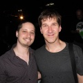 Yuval Ron with Chad Wackerman, Tel Aviv 2012