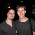 Yuval Ron with Chad Wackerman, Tel Aviv 2012