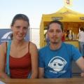 Yuval & fan, Baltics tour 2008