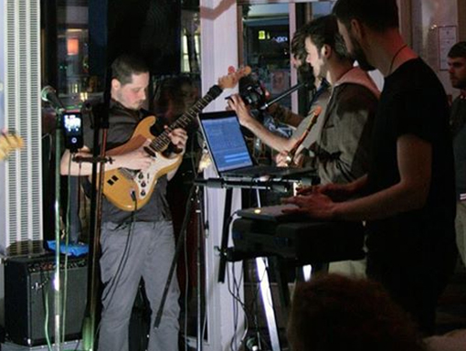 Yvual Ron live in Mein Haus am See, Berlin 2014