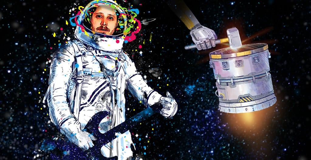Yuval Ron – Universe Pledge Music banner 1024×527
