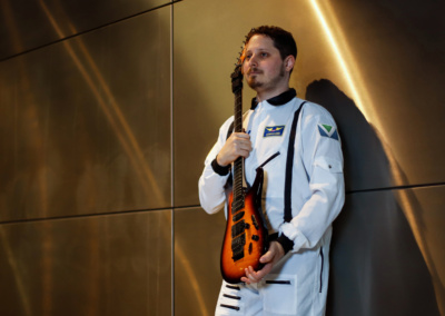 Yuval Ron guitarist 1