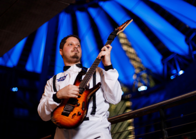 Yuval Ron guitarist 2